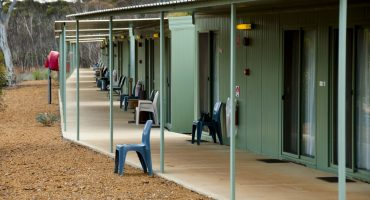 Accommodation for the mining industry in Western Australia