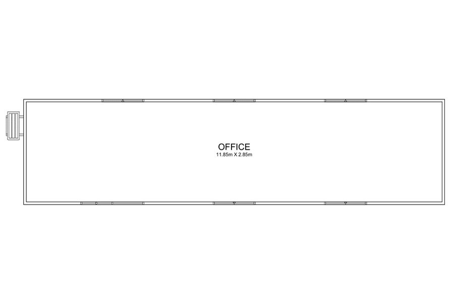 12m Long Offices