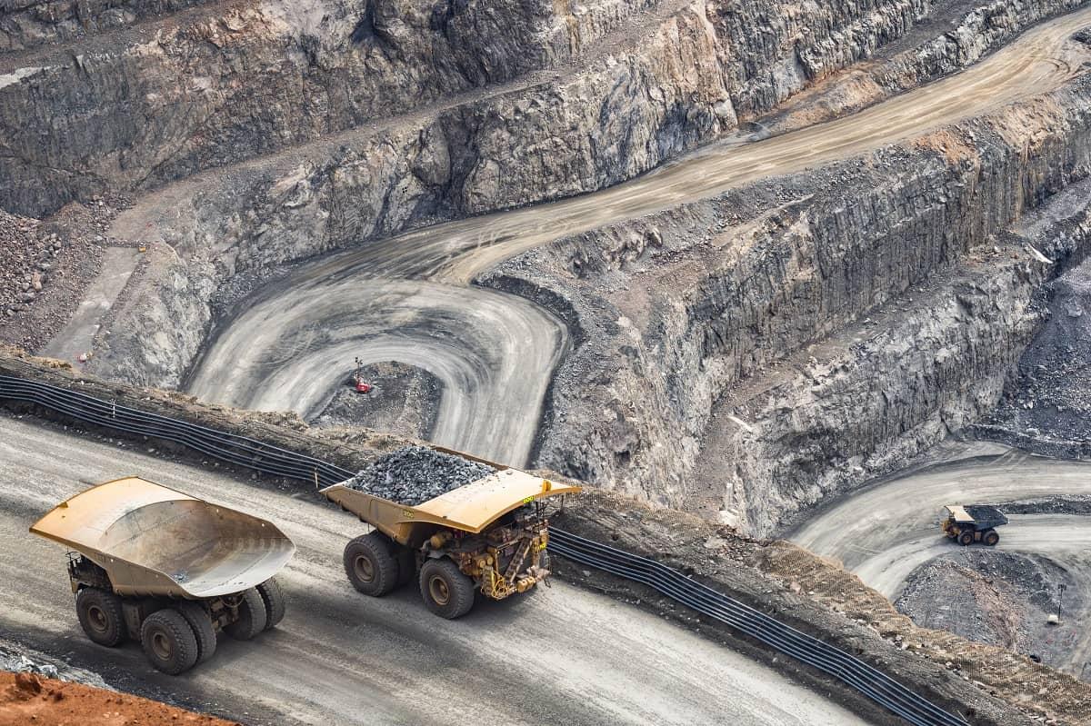 Mining in Kalgoorlie