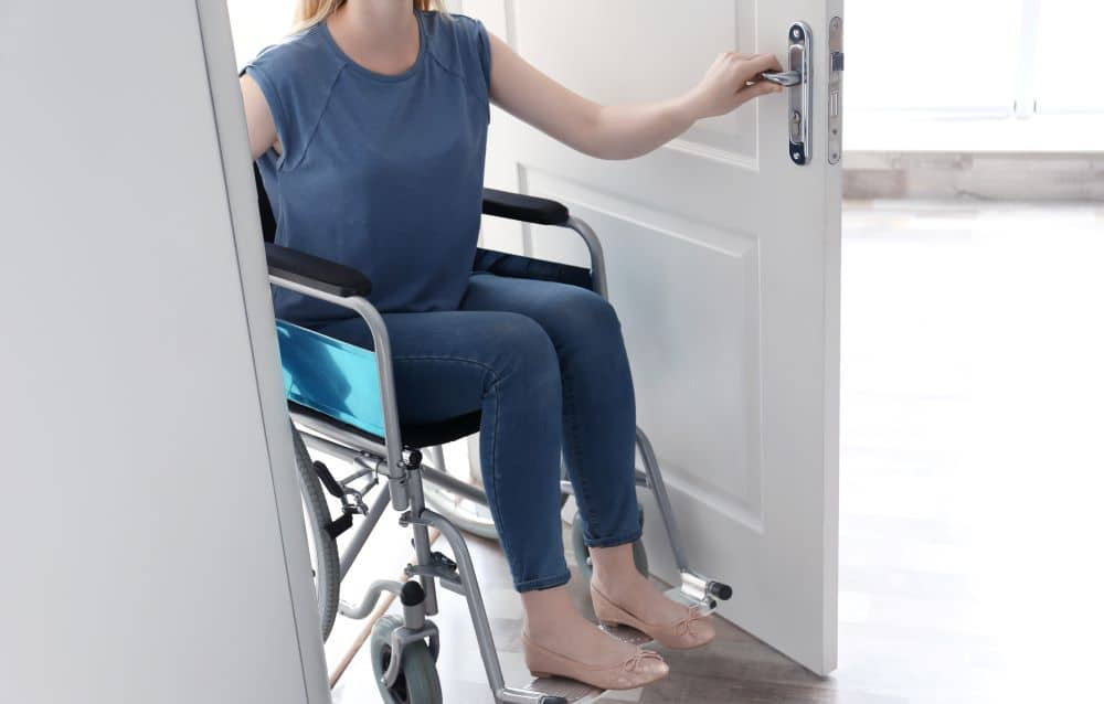 The NCC 2022 changes will require handicapped accessibility standards in all dwellings.
